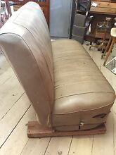 Vintage Holden Car Seat Lounge Couch Top Gear Man Cave Vinyl 137cm Queenstown Port Adelaide Area Preview