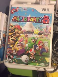 Looking for Mario party 8