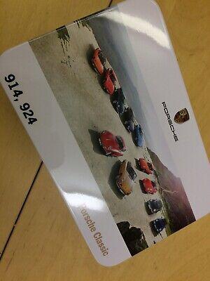Porsche Classic 924 914 Bulb & Fuse Set  - New