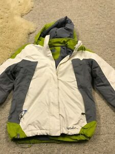 Snowboard women's jacket