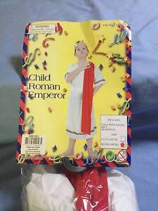 Child Roman Emperor Costume Dress Up Cooloongup Rockingham Area Preview