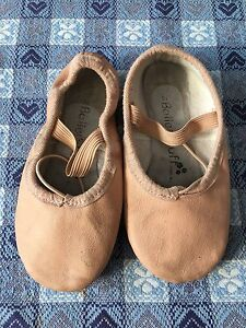 Ballet jiffies shoes flats - Size 10 North Sydney North Sydney Area Preview