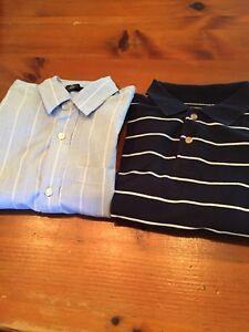 Boys Large (10-12) shirts