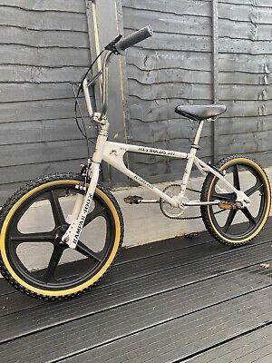 "Raleigh Rampar Bmx 20"" Wheels (Old School Bmx) Raleigh Burner"