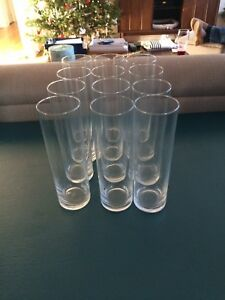 Dozen Belgium Beer Glasses