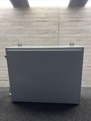 Brand New Hoffman A243008lp Electrical Enclosure 24 X 30 X 8