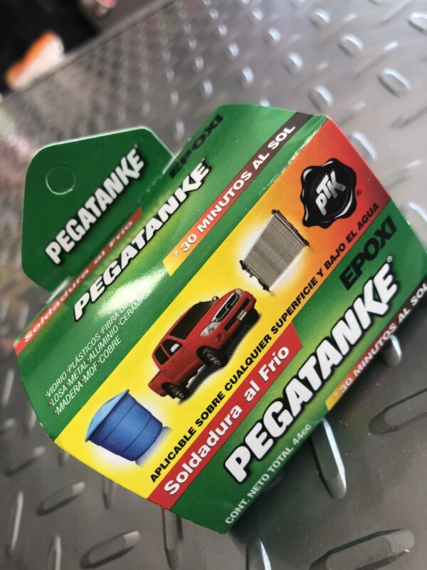 PegaTanke - World's Strongest Epoxy Glue - BLACK - Free Ship from USA