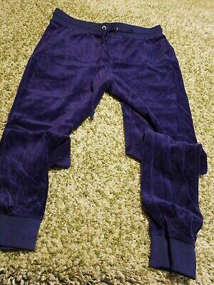 Fashion nova Men Velvet Pants Large