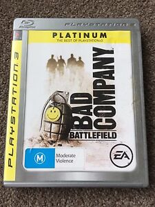 Bad Company Battlefield PS3 Sorell Sorell Area Preview