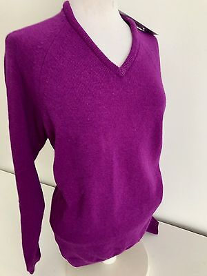 (GOLF SWEATER - WOMENS -LARGE -SALE-ONLY £29.50-SEE SHOP FOR ITEMS IN THE COLOUR)