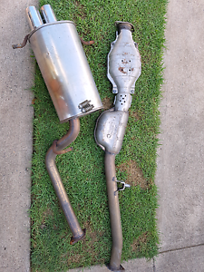 Subaru Wrx 2003 standard exhaust Muswellbrook Muswellbrook Area Preview