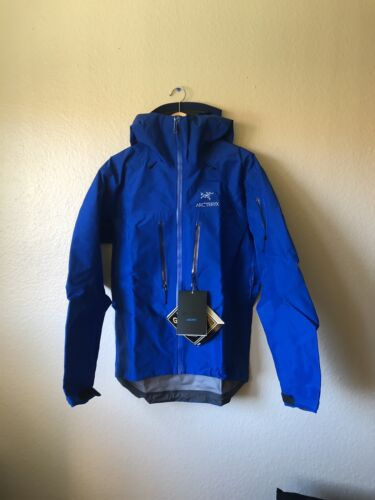 Arc'teryx Alpha SV Gore-Tex Jacket Men's Medium Stellar