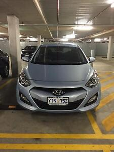 2012 Hyundai i30 Hatchback Braddon North Canberra Preview