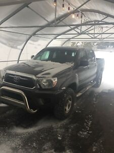 2012 Toyota Tacoma 6 speed