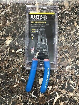 Klein Tools 11057 Klein-kurve Wire Stripper And Cutter Brand New