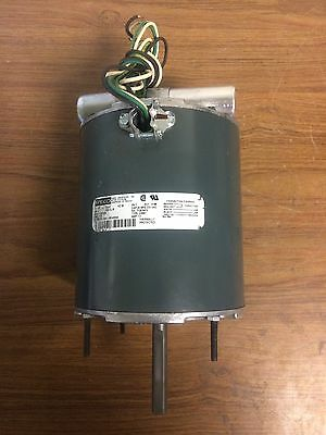 Fasco Modine Fan Motor 9f30230 115v 60hz 1ph 12hp 1100rpm 7a Replaces 9f30173a
