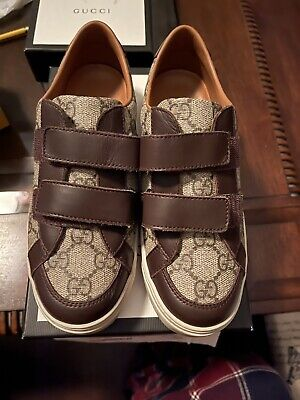 gucci kids shoes Used Size 33