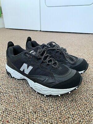 New Balance 801 All Terrain Hiking Trail Shoes Black ML801SA Men's 10