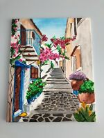 """Acrylic Handmade painting on stretched canvas 16""""x20"""""""