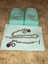 Tiffany & Co Necklace and Braclet Set Booligal Hay Area Preview