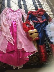 Dress up Costumes Singleton Rockingham Area Preview