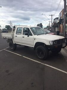 Toyota hilux ln106/ 2.8l swap or sell Werribee Wyndham Area Preview