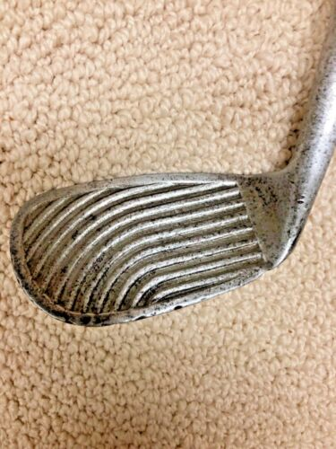 Spalding Hickory Shafted Kro-Flite F-6 Waterfall Mashie Niblick