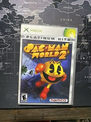 Pac-Man World 2 (Microsoft Xbox, 2002)