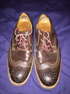 Size 9 men's Sperry dress shoes