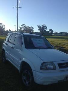 1998 Suzuki Vitara Wagon Rutherford Maitland Area Preview