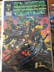 Cyber Force #1 mint