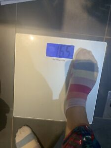 Bathroom scale in a good condition
