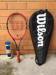 "Wilson Pro Staff 97 Racquet 1/2"" Glen Huntly Glen Eira Area Preview"