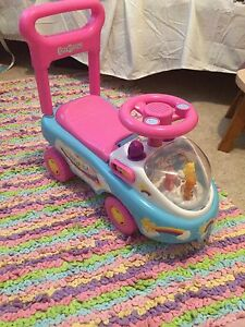 Care Bear Ride on/Push Toy