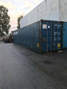 40HQ Sea Worthy container for sale,  beautiful for storage Maddington Gosnells Area Preview