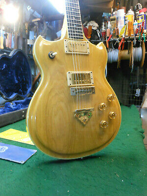 Ibanez Vintage Guitar 2680 Bob Weir Model Natural 1977