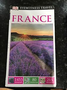 France Travel Book West Pymble Ku-ring-gai Area Preview
