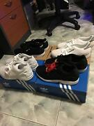 Reebok cl runners and adidas flux Birrong Bankstown Area Preview