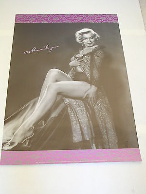 Vintage MARILYN MONROE Poster long out of print by Pomegrante Publications