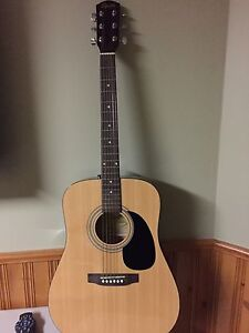 Acoustic guitar by fender