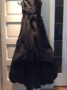 Robe BCBG noir taille 0