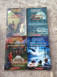 Cabin Creek Mysteries | Children Novels