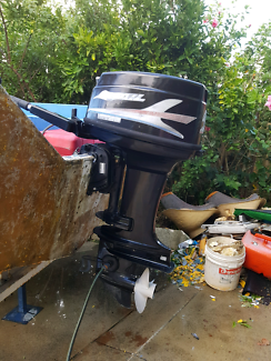 Sail Outboard 40hp