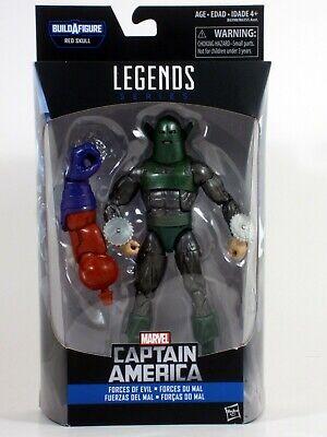 """Marvel Legends 6"""" Evil WHIRLWIND Figure Red Skull left arm Onslaught BAF wave"""