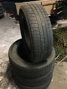 235/60R18 MICHELIN X-ICE *SNOW TIRES*