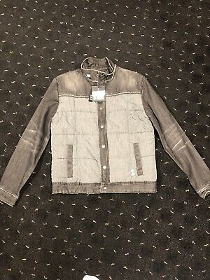 Genuine Harley-Davidson Mixed Media Jacket - 97553-15VM - Men's Size Medium