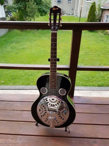 Ibanez Dobro Guitar - Rounded neck