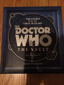 Doctor Who The Vault