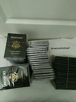Novelty- US Passport Condoms x2 (Novelty Passport)