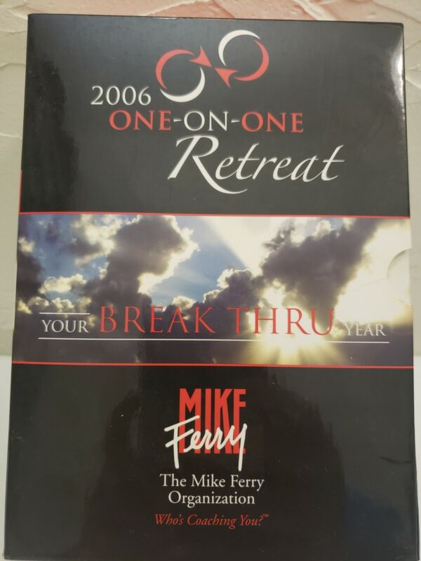 Mike Ferry 2006 One On One Retreat - Your Breakthrough Year 12 DVD